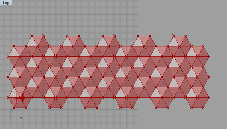 how to make triangle tesselations on grasshopper